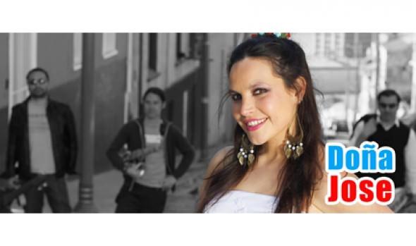 """""""El Pasto de la vecina"""" presenta banda Doña Jose en el Foyer del Teatro Municipal de Viña del Mar"""