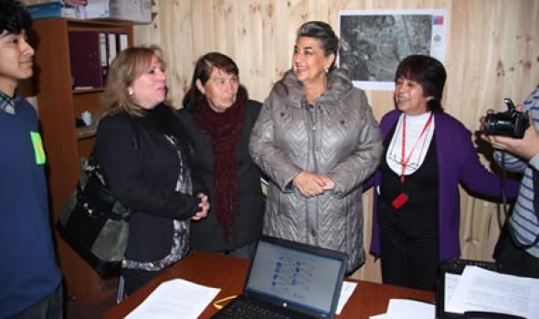 Apoyado por la Municipalidad  de Viña del Mar,  Glorias Navales suma oficina del Registro Civil