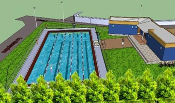 Municipalidad de Viña del Mar reanuda esta semana obra de Centro Deportivo de Miraflores
