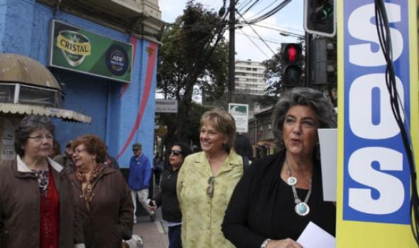 Alcaldesa Virginia Reginato destaca más vigilancia y mayor seguridad con nuevas cámaras en Viña del Mar