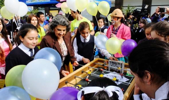 Jornada para celebrar el Día del Niño este domingo se traslada a la Quinta Vergara