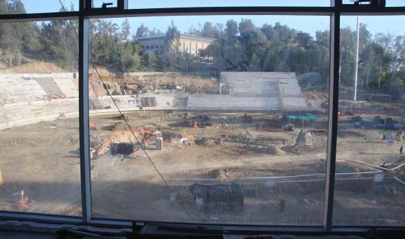 Dos empresas postulan a construir cancha de Estadio Sausalito