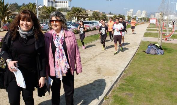 Impulsan 6 circuitos deportivos de Running,  para llenarse de vida en Viña del Mar