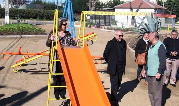 Con éxito Municipalidad de Viña del Mar ejecuta plan de recuperación de áreas verdes