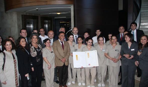 """Viña del Mar consolida excelencia hotelera con Re-Certificación del sello """"Q"""""""