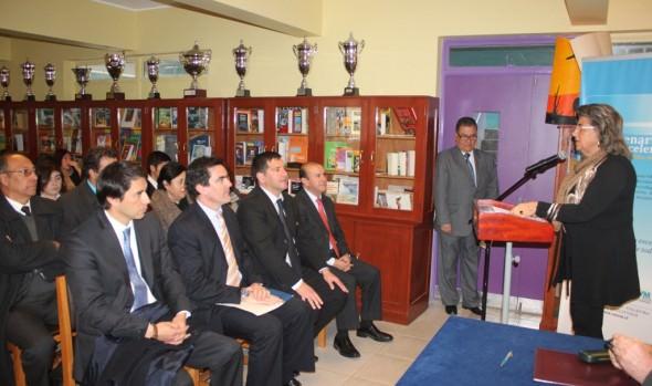 Implementan pionero programa de Educación Cívica en liceos de Viña del Mar