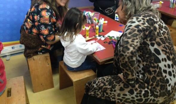 Niños de hogares participaron en gira de la infancia en Museo Artequin organizada por el municipio de Viña del Mar