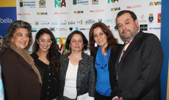 Alcaldesa Virginia Reginato anunció las principales novedades del 26º Festival Internacional De Cine De Viña Del Mar