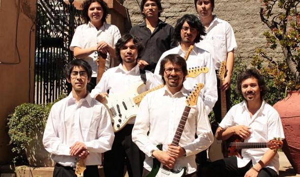 Municipalidad de Viña del Mar presenta al Ensamble de Guitarras Eléctricas Planeta Minimal
