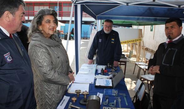 Atractivas especialidades técnicas ofrece el Liceo Industrial de Miraflores