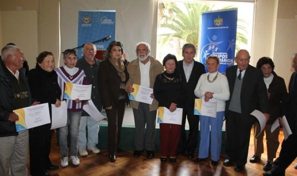 Programa Vícnulos mejora calidad de vida de Adultos Mayores de Viña del Mar