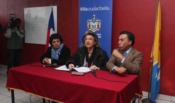 Comunidad y municipio solicitan Al Gobernador Provincial acciones para solucionar problemas de la locomoción colectiva en Viña del Mar