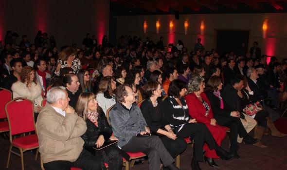 """Película mexicana """"Heli"""" recibió premio Paoa de alcaldesa Virginia Reginato en FICVIÑA 2014"""