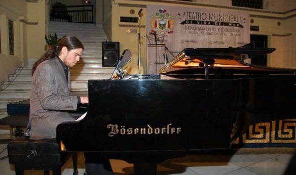 """Municipalidad de Viña del Mar invita a concierto """"Pianistas del Prokofiev"""""""