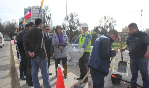 Municipio de Viña del Mar  inicia intenso programa de embellecimiento de la ciudad