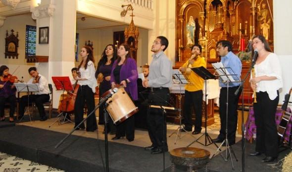 Municipalidad de Viña del Mar invita a concierto de Música Colonial Americana