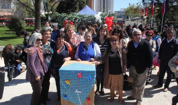 Centro de Madres de  El Olivar elaboró  la mejor empanada de Viña del Mar