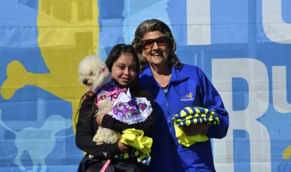 Con Perrorunning dieciochera, Municipalidad de Viña del Mar inició celebración de Fiestas Patrias
