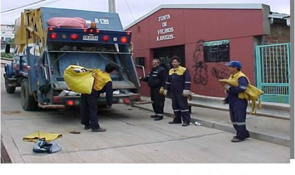 Servicio de Aseo Domiciliario en Viña del Mar funcionará prácticamente normal en Fiestas Patrias