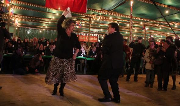 Ramada Oficial y Fiesta Criolla en Viña del Mar  fue inaugurada por alcaldesa Virginia Reginato