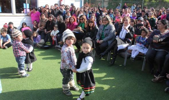 Jardines infantiles de la Municipalidad de Viña del Mar celebraron las Fiestas Patrias