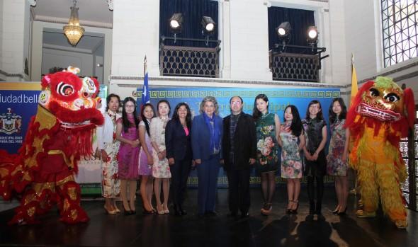 Municipalidad de Viña del Mar e Instituto Confucio anunciaron atractivos programas culturales gratuitos para la comunidad
