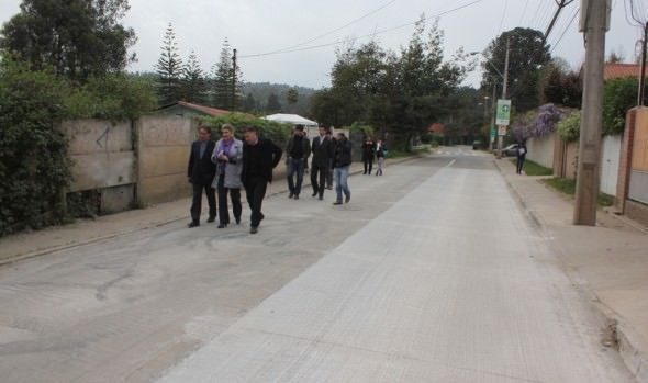 Municipio de Viña del Mar continúa reparando pavimentos de la comuna