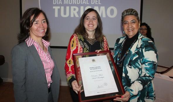 10 instituciones viñamarinas reciben distinción por el Día Mundial del Turismo