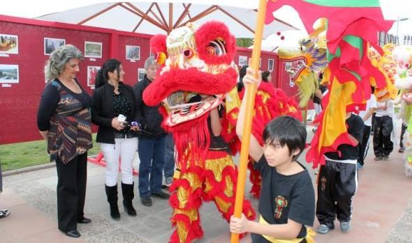 En colorida y multitudinaria jornada, Instituto Confucio celebró 10 años en actividad encabezada por alcaldesa Virginia Reginato