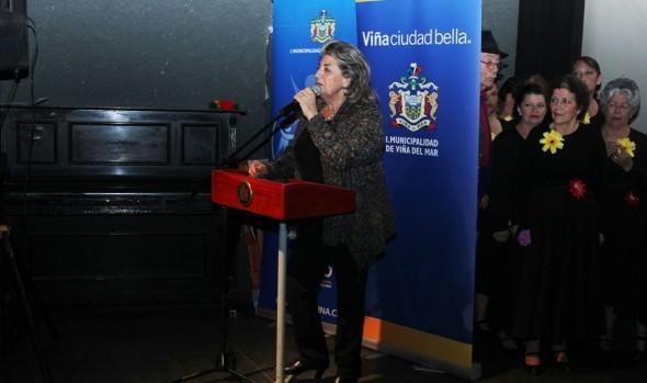 Organizaciones de Adultos Mayores celebraron el Mes de la Patria en Viña del Mar