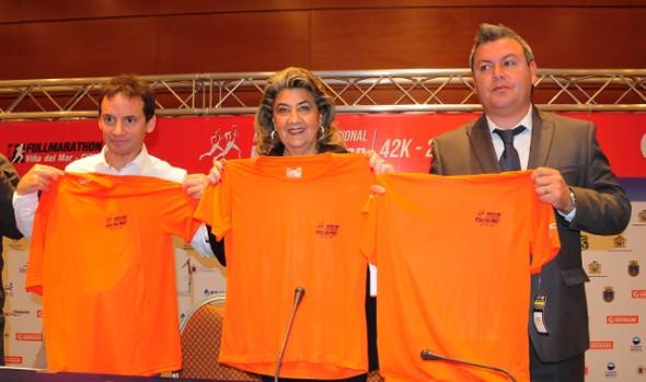7 mil aficionados al Running se estima que participarán en el Maratón Internacional Viña del Mar