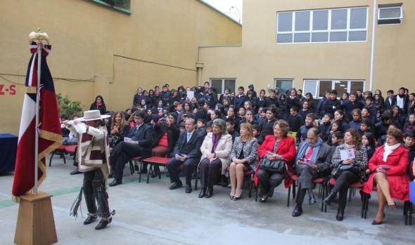 """Con éxito concluyó """"Primer  Festival de talento"""" escolar en Escuela Municipal de Viña del Mar"""