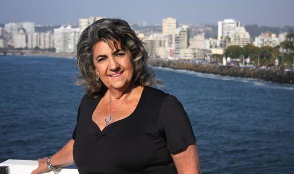 En Concepción, alcaldesa Virginia Reginato, iniciará  promoción de Viña del Mar como destino turístico