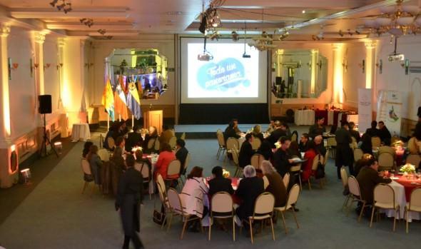 Positivo balance realizó alcaldesa Virginia Reginato respecto a viaje promocional a Concepción