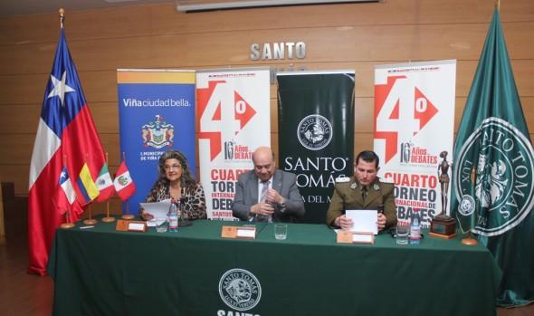 En Viña del Mar se desarrollará la 4ª versión del Torneo Internacional de Debates Universitarios