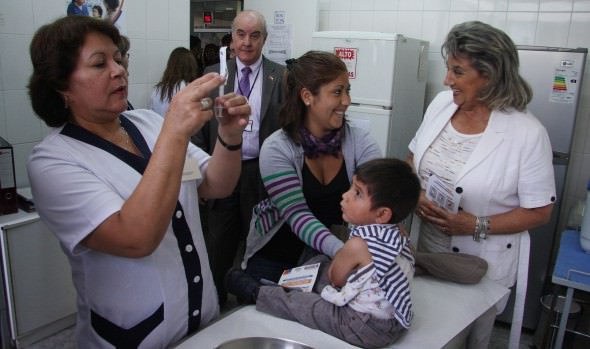 En Viña del Mar, adoptan medidas de contingencia por movilización de la Confusam, informó alcaldesa Virginia Reginato