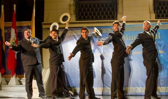 Masiva asistencia de público registra Primer Encuentro Internacional de Coros y Grupos Vocales, que se realiza en Viña del Mar