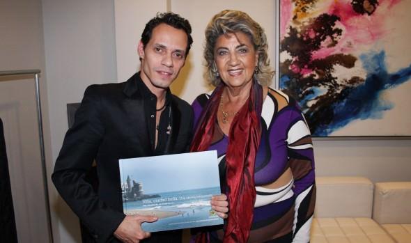 Marc Anthony y Vicentico son confirmados por alcaldesa Virginia Reginato para el 56º Festival Internacional de la Canción de Viña del Mar