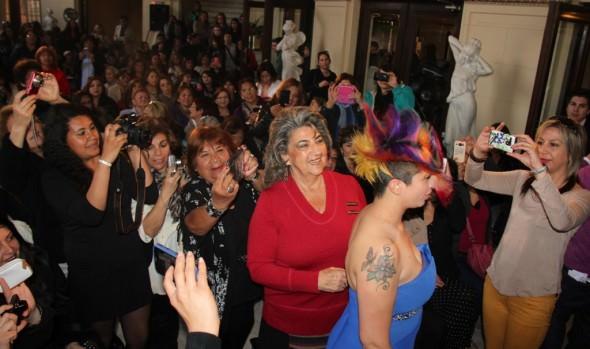 3er Seminario de Gestión y  nuevas tendencias para estilistas fue destacado por alcaldesa Virginia Reginato