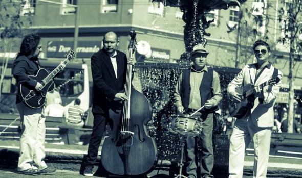 Matambre presenta sus canciones del barrio puerto en concierto organizado por la Municipalidad de Viña del Mar y UST