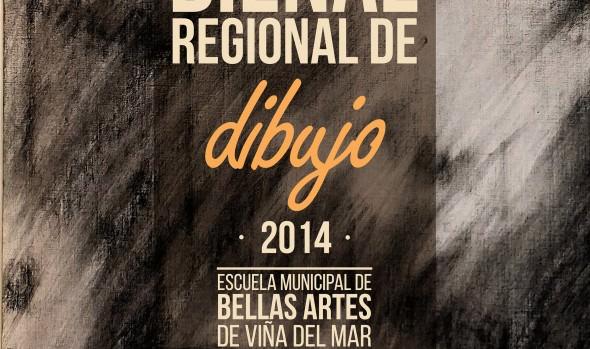 Inauguran VIII Bienal Regional de Dibujo impulsada por Municipio de Viña del Mar