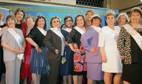 22 candidatas fueron presentadas por alcaldesa Virginia Reginato al Reinado del Adulto Mayor 2014