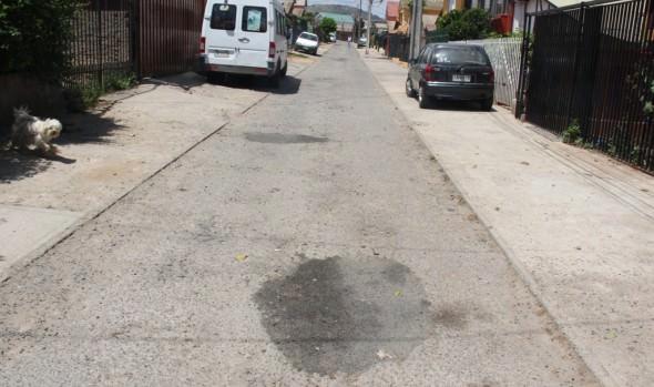 Municipio de Viñ adel Mar llama a licitación para pavimentación de pasaje Bahía Soberanía en Reñaca Alto