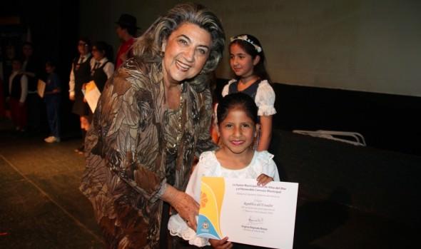 Municipalidad de Viña del Mar realizó 1ª muestra intercultural escolar