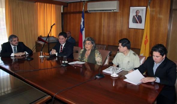 Municipio de Viña del Mar, policías y Cámara de Comercio conforman Mesa de trabajo para abordar seguridad