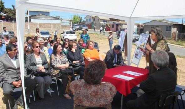 En Viña del Mar se construirá la primere Sala Cuna de la región, bajo nuevos estándares de calidad