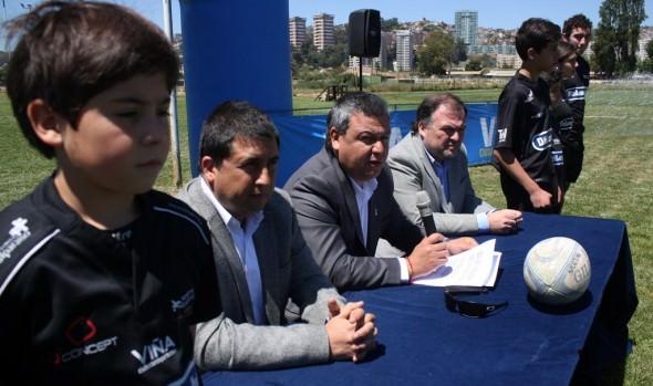 Festival Internacional de Rugby de menores apoyado por la Municipalidad de Viña del Mar reunirá a mil niños