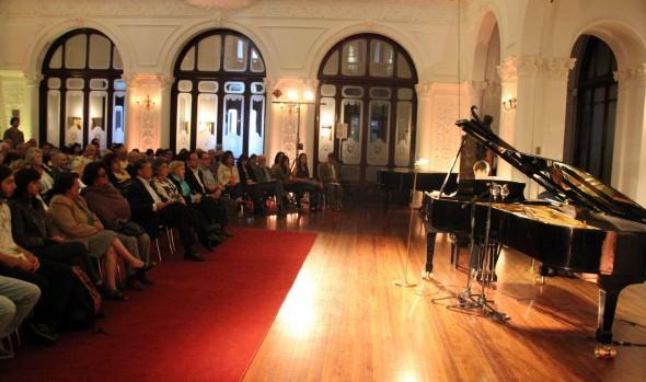 """XLI Concurso Musical """"Dr. Luis Sigall""""  fue inaugurado por alcaldesa Virginia Reginato"""