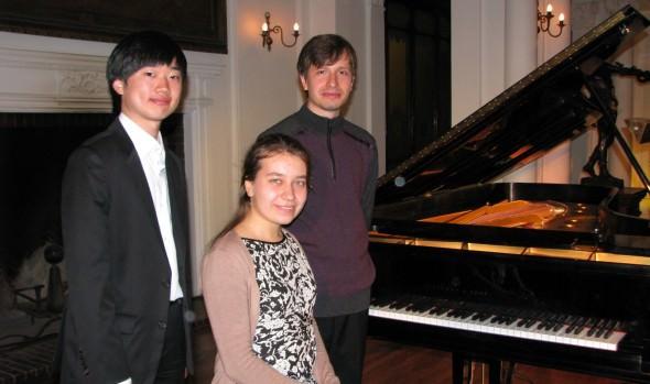 Pianistas de República de Corea, Rusia y Bielorusia son los finalistas del XLI Concurso Luis Sigall