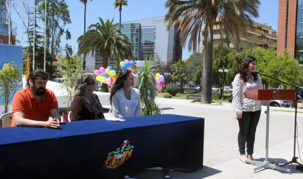 Invitación a participar del lanzamiento de la Fundación Emilia Silva Figueroa realizó alcaldesa Virginia Reginato